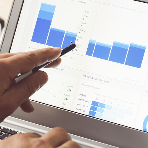 Search Ads and Optimization Drives 60% Increase in Traffic for FinTech Firm