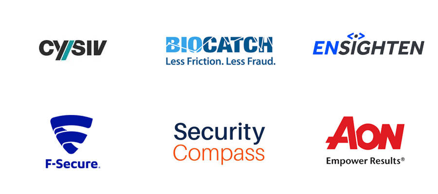Cyber Security Client Logos
