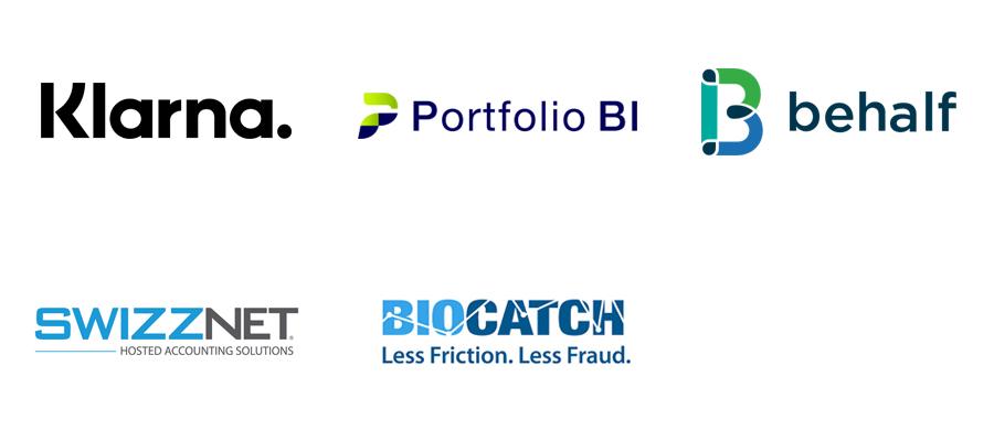 Fintech Logos