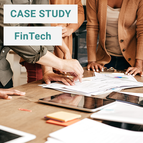 case study fintech marketing