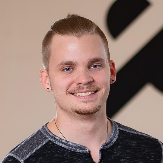James Fletcher | Sr. Web Designer